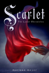 The Renegade Red Riding Hood; Marissa Meyer's Scarlet