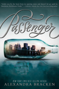 BOOK REVIEW: Passenger, by Alexandra Bracken