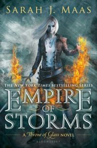 BOOK REVIEW: Empire of Storms, by Sarah J. Maas