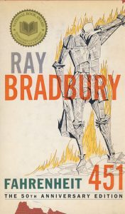 BOOK REVIEW: Fahrenheit 451, by Ray Bradbury