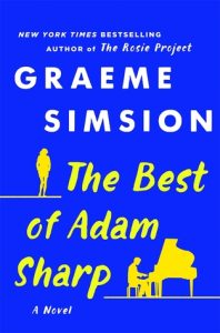 BOOK REVIEW: The Best of Adam Sharp, by Graeme Simsion