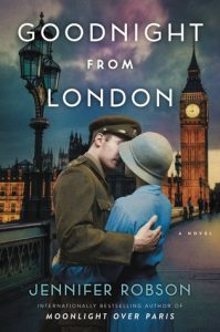 BOOK REVIEW: Goodnight From London, by Jennifer Robson
