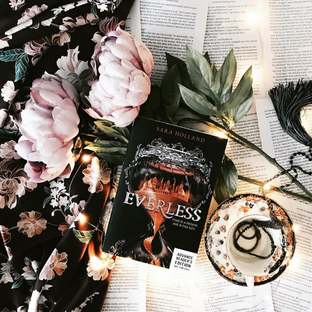everless - sarah holland, ig: fairy.bookmother
