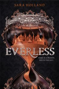 BOOK REVIEW: Everless, by Sara Holland
