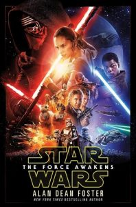 BOOK REVIEW: Star Wars: The Force Awakens, by Alan Dean Foster