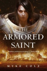 BOOK REVIEW: The Armored Saint, by Myke Cole