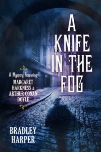 BOOK REVIEW: A Knife in the Fog, by Bradley Harper