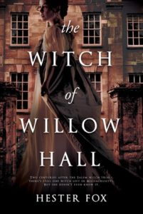 BOOK REVIEW: The Witch of Willow Hall, by Hester Fox