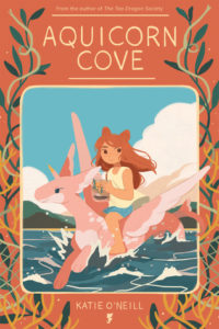 BOOK REVIEW: Aquicorn Cove, by Katie O'Neill