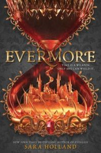 BOOK REVIEW: Evermore, by Sara Holland