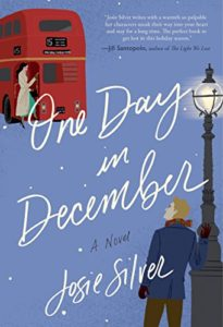 BOOK REVIEW: One Day in December, by Josie Silver