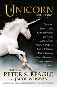 BOOK REVIEW: The Unicorn Anthology, edited by Peter S. Beagle