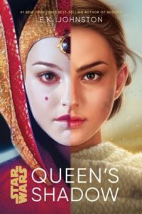 BOOK REVIEW: Star Wars: Queen's Shadow – E.K. Johnston