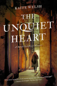 BOOK REVIEW: The Unquiet Heart, by Kaite Welsh