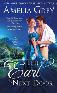 BOOK REVIEW: The Earl Next Door, by Amelia Grey