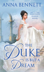 BOOK REVIEW: The Duke is But a Dream, by Anna Bennett