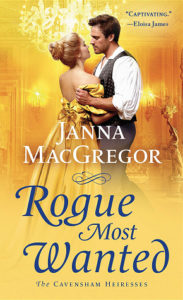 BOOK REVIEW: Rogue Most Wanted, by Janna MacGregor