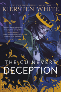 BOOK REVIEW: The Guinevere Deception, by Kiersten White