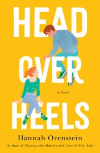 BOOK REVIEW: Head Over Heels, by Hannah Orenstein