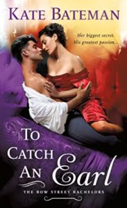 BOOK REVIEW: This Earl of Mine & To Catch an Earl, by Kate Bateman