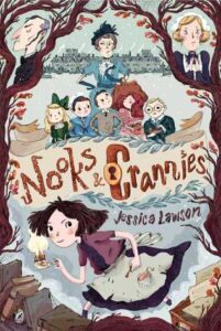 BOOK REVIEW: Nooks & Crannies, by Jessica Lawson