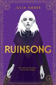 BOOK REVIEW: Ruinsong, by Julia Ember
