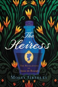 BOOK REVIEW: The Heiress, by Molly Greeley