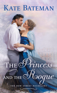 BOOK REVIEW: The Princess and the Rogue, by Kate Bateman